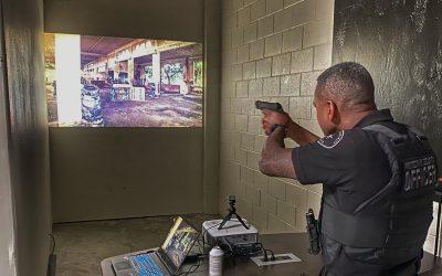 virtual shooting